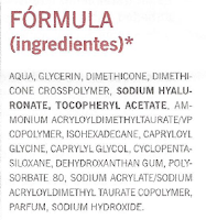 Gel hialurónico Farmacia Viéitez ingredientes