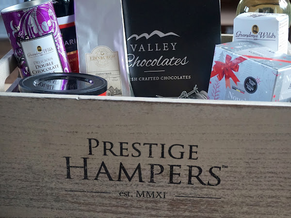 Christmas Gifts from Prestige Hampers