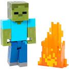 Minecraft Zombie Series 2 Figure