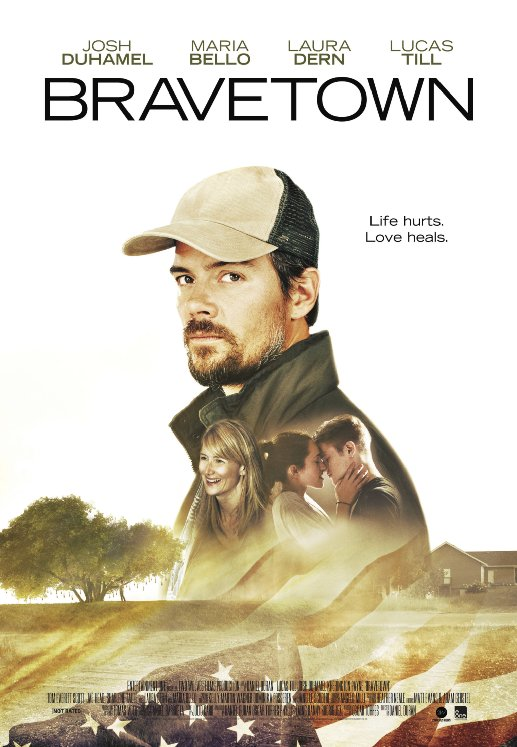 Bravetown Movie Film 2015 - Sinopsis (Josh Duhamel, Maria Bello, Laura Dern)