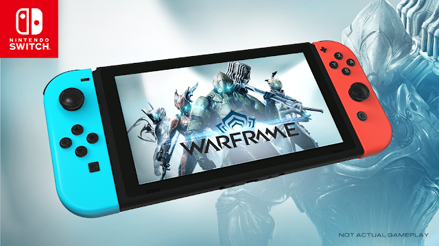 Game: 'Warframe' Coming To Nintendo Switch