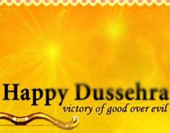Happy Dussehra Poems
