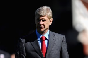 ARSENE WENGER : ARSENAL WILL RESPECT ROBIN VAN PERSIE