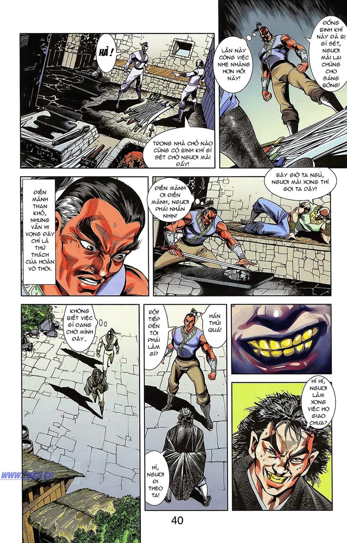 Tần Vương Doanh Chính chapter 16 trang 14