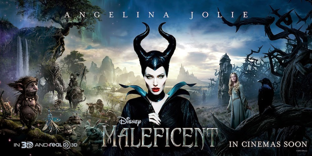 The Book Rat Spotlight Maleficent Movie Trailer Discussion