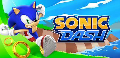 Download Game Sonic Dash 2 Sonic Boom MOD APK (Unlimited Red Rings) v1.7.7 OFFLINE