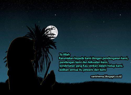 Doa Malam Nisfu Sya'ban Dan Maknanya Dalam Bahasa Latin Terjemahan Dan Artinya
