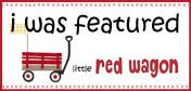 Featured  on Little Red Wagon