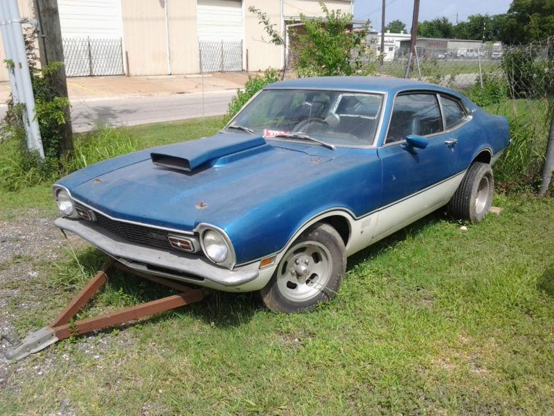 Daily Turismo: 5k: Rare V8 Wrapped In Maverick: 1969 Boss