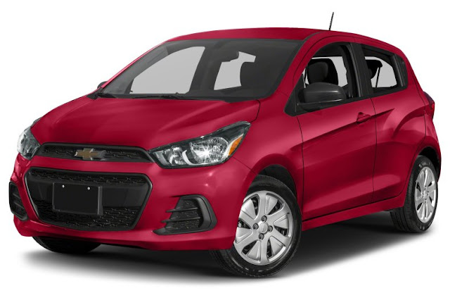 Chevrolet Spark Pricing and Specs 2017