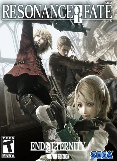 โหลดเกมส์ RESONANCE OF FATE END OF ETERNITY 4K HD EDITION