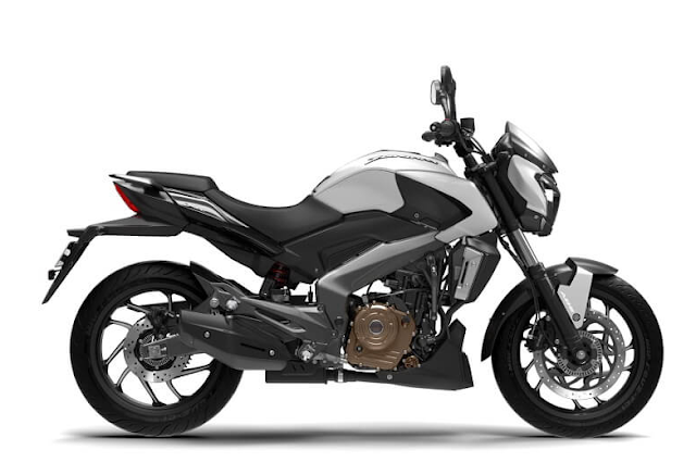 Bajaj Dominar 400 Sports Bike 2017