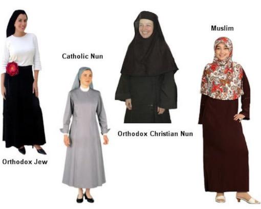 Penampilan Yahudi Yang 'Lebih Islam'