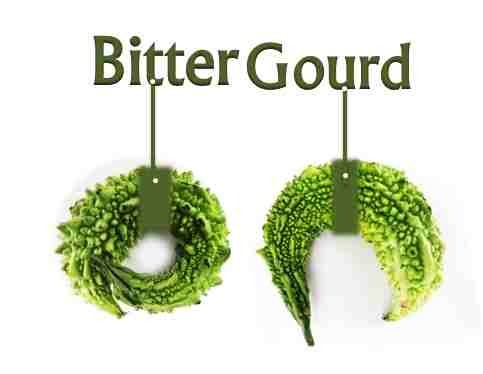 """Bitter Gourd for """"Diabetes"""""""