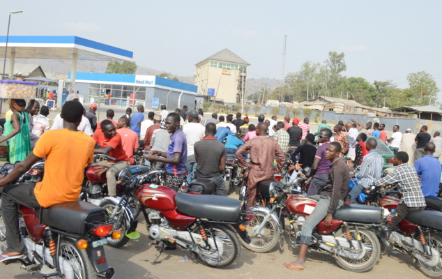 fuel scarcity niger state