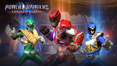 Download Power Rangers Legacy Wars for PC