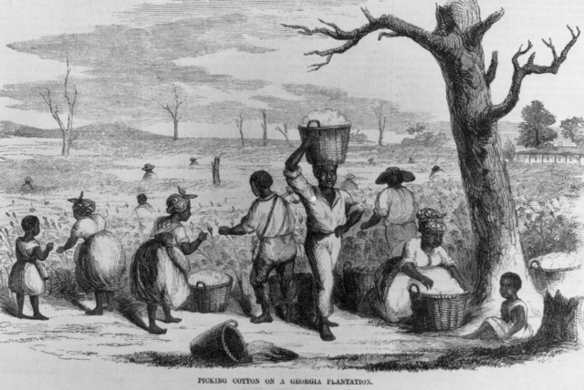 "Slavery, the ""Peculiar Institution"""