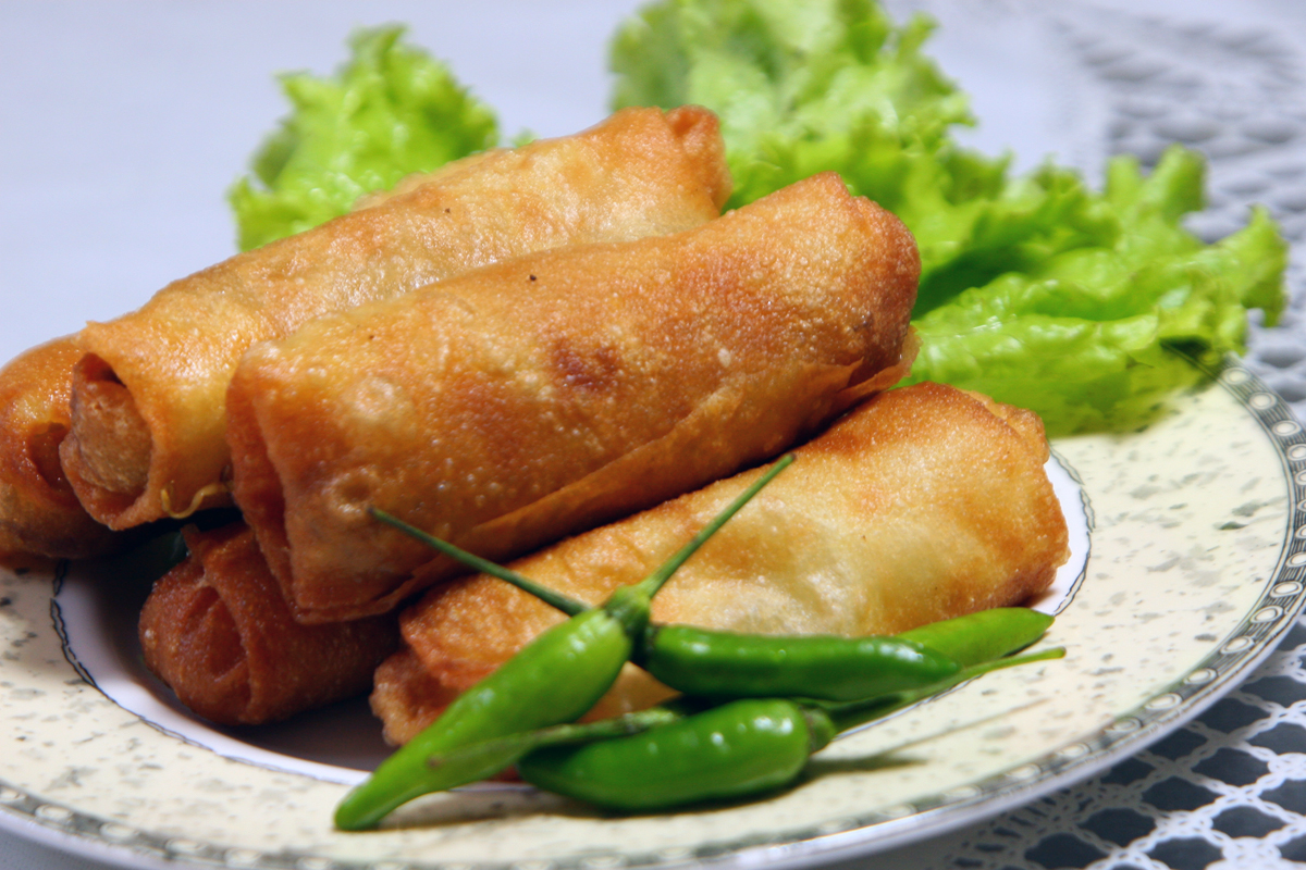 Resep Lumpia Kering Resep Masakan Ta Berbagi Cita