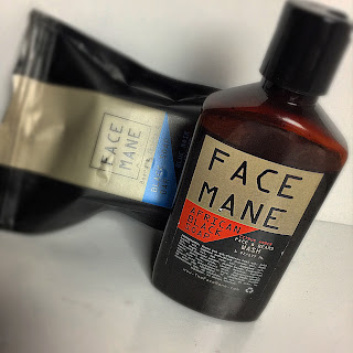 Face Mane Beard Wash