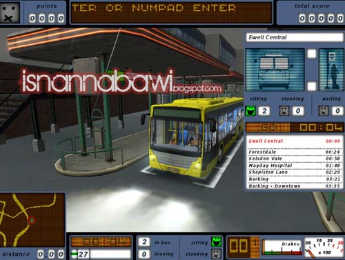 scs software bus driver crack indir