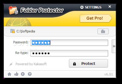 افضل برنامج لاخفاء ملفاتك على حاسوبك بكلمة سر !