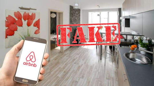 airbnb fake