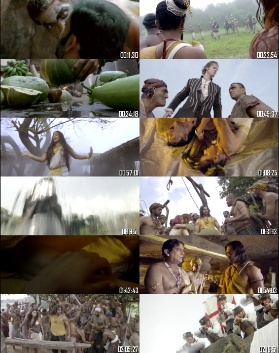 Ek Yodha Shoorveer 2016 Hindi Dubbed 720p 480p Full Movie Download