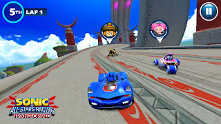 Sonic & All Stars Racing Transformed Download