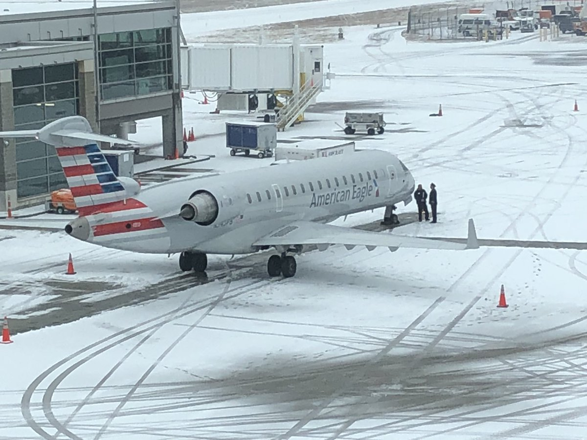 Kathryn's Report: American Eagle / PSA Airlines, Canadair
