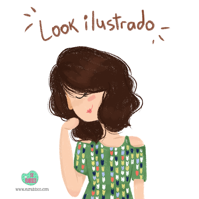 look ilustrado amiclubwear
