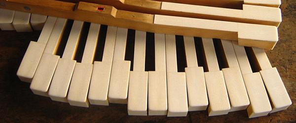 Hướng dẫn bảo quản phím đàn Piano