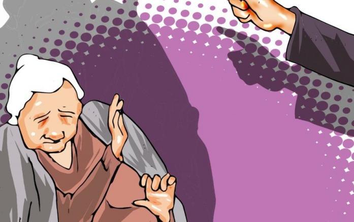 Resultado de imagem para assédio contra idoso