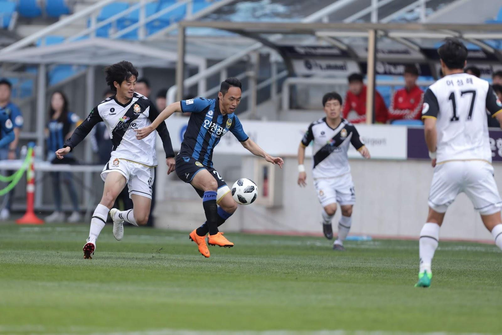 K League 1 Preview: Gyeongnam FC vs Incheon United
