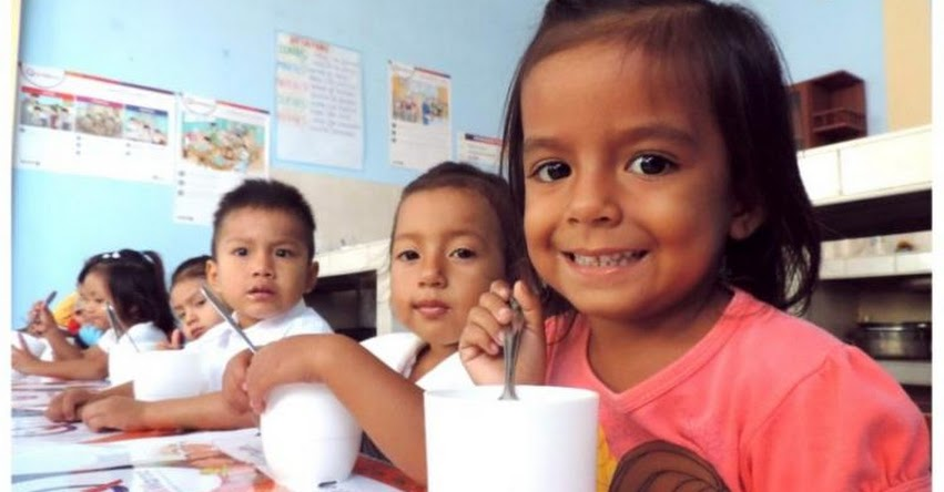 QALI WARMA: Más de 6,500 niñas y niños se sumarán al programa social en Lambayeque - www.qaliwarma.gob.pe