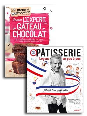chronique livre pâtisserie