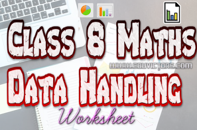CBSE Class 8 - Mathematics - Data Handling - Reading Graphs - Worksheet (#cbsenotes)(#eduvictors)