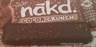 Nakd Cocoa Crunch Bar