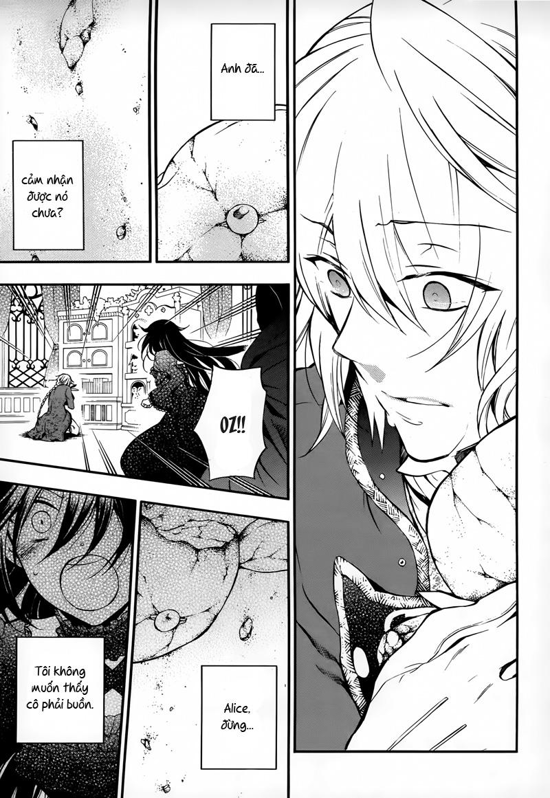 Pandora Hearts chương 071 - retrace: lxxi black rabbit trang 27