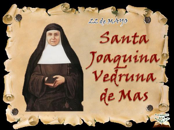 Leamos La Biblia Santa Joaquina Vedruna De Mas
