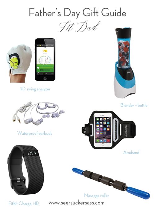Father's Day Gift Guide Fit Dad