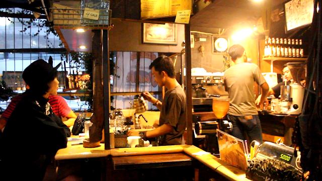 Tempat Nongkrong minum Kopi Outdor di jakarta