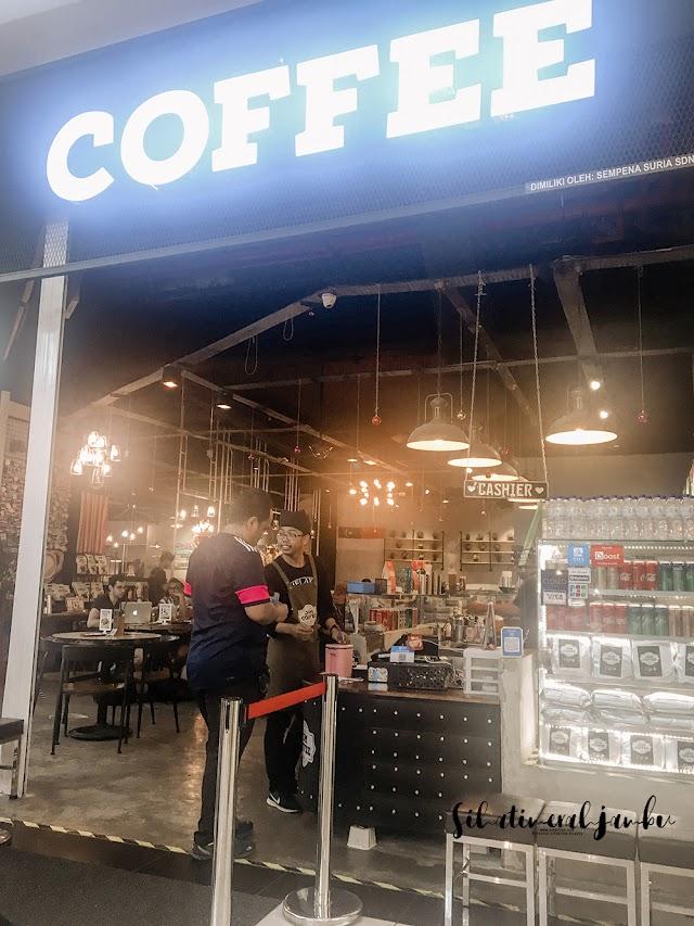 Lepak di Jom Coffee