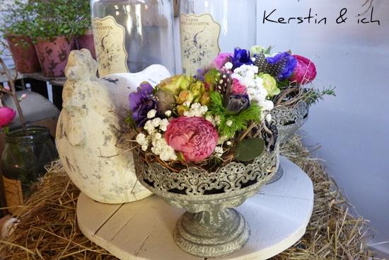 Deko Blumen Floristik Zauberblume