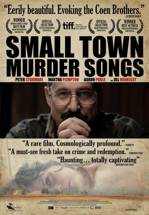 Murder in a Small Town movie