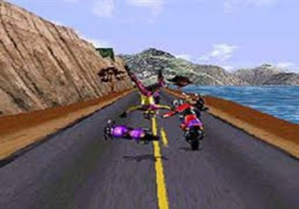 Download Road Rash Highly Compressed Game For PC