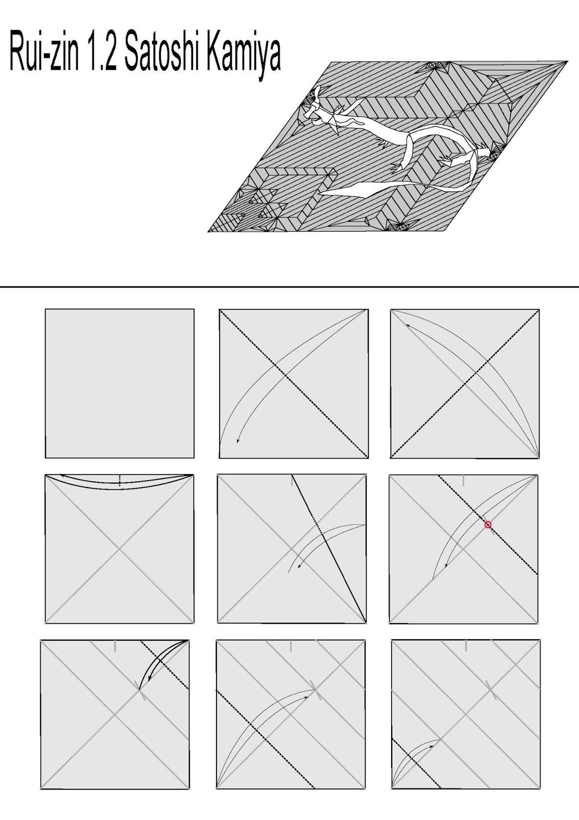 Origami Ryujin 1 2 Diagram Wiring Diagrams 5a Ubec Max 75a Universal Battery Eliminator Circuit 5v Or 6v Option Satoshi Kamiya Nhat S Rh Origamivnnhatpro Blogspot Com Mantis Shrimp