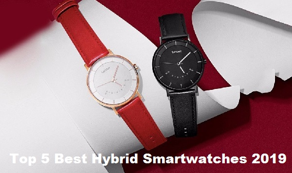 Top 5 Best Hybrid Smartwatches To Buy in 2019 (Under 70$)