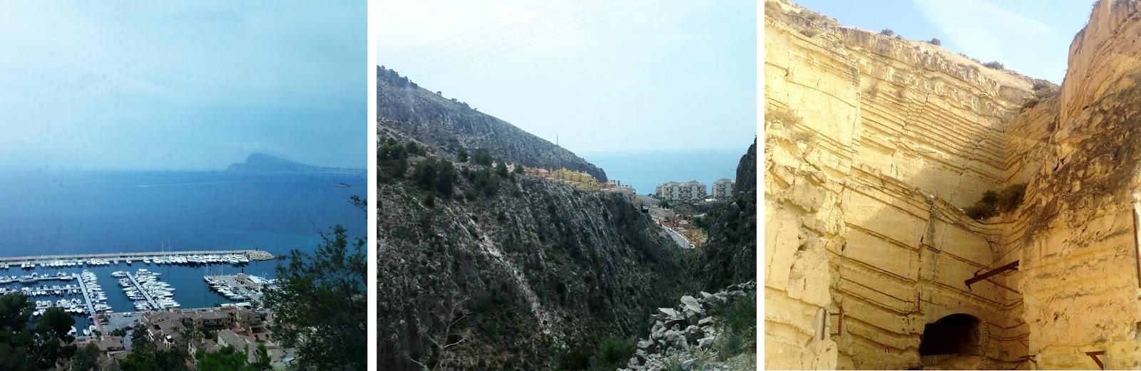 jak dojechać do Calpe z Alicante