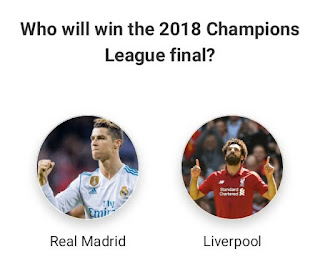 The Final:Who Will Win The Champions League Final Between Real Madrid And Liverpool FC?
