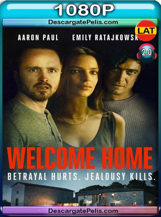 Welcome Home (2018) 1080P BRrip Latino – Ingles